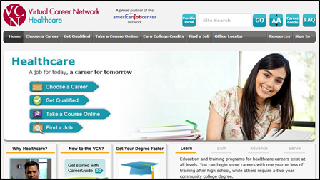 Virtual Career Network